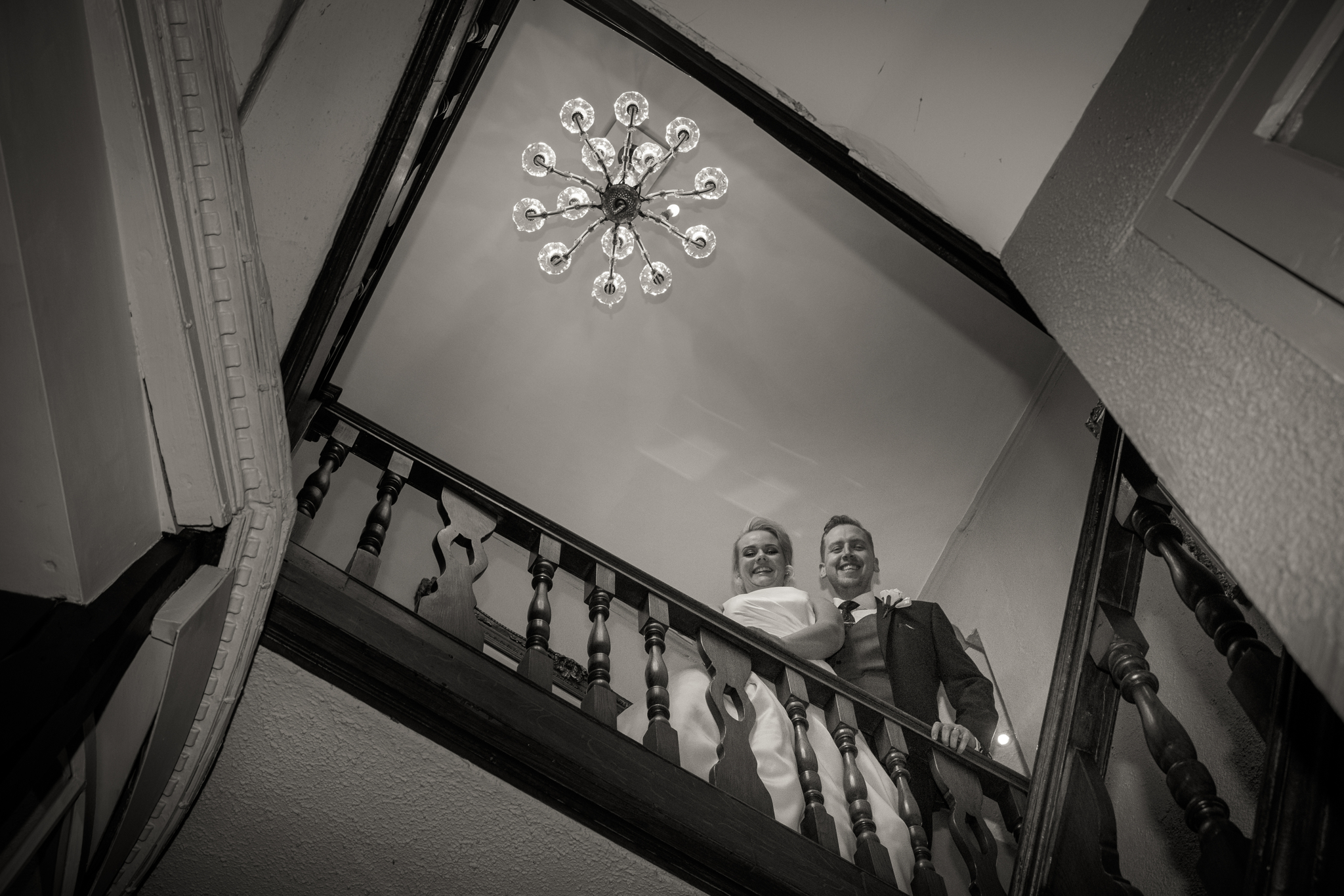 Crown Hotel Nantwich Wedding Photographer