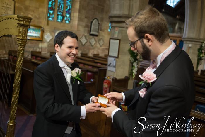 mucklestone wedding photography