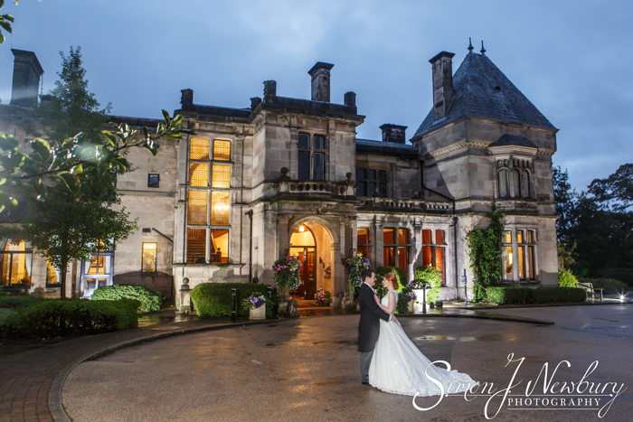 night rookery hall nantwich wedding photography