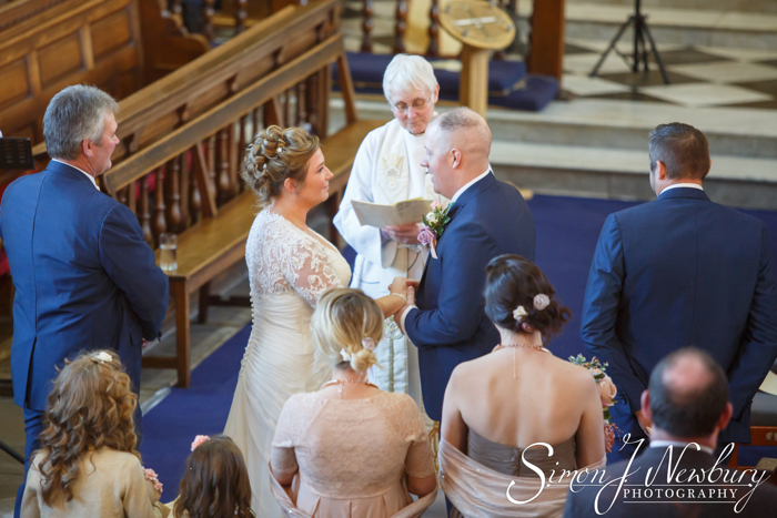 St Alkmunds Church shropshire wedding photography