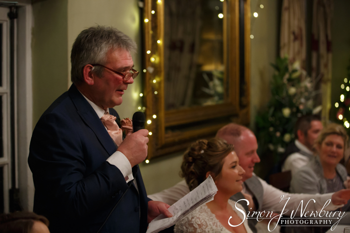 speeches wedding breakfast photography