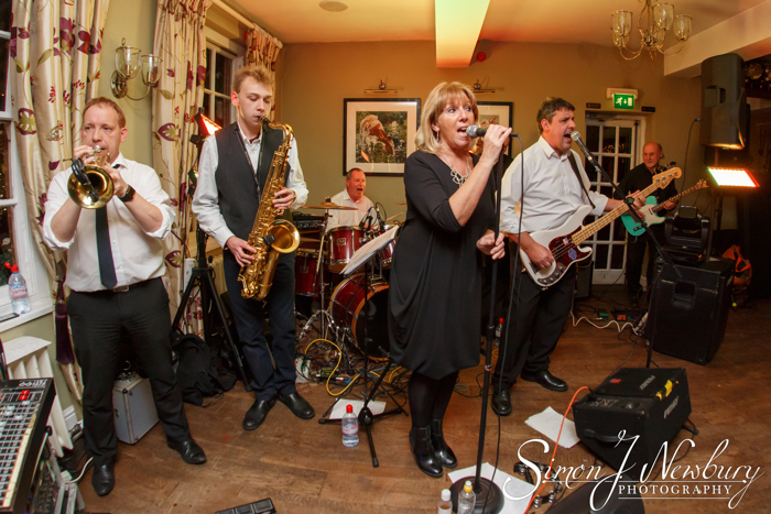 Whitchurch Wedding band Photography