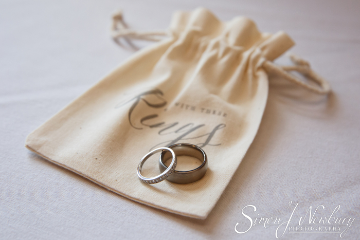 Wedding rings Nantwich Wedding Photographer