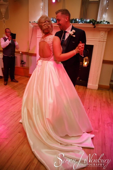 crown ballroom nantwich photographer