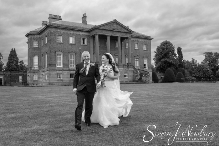 Wedding Photography: Tabley House Knutsford – Donna and Marcus