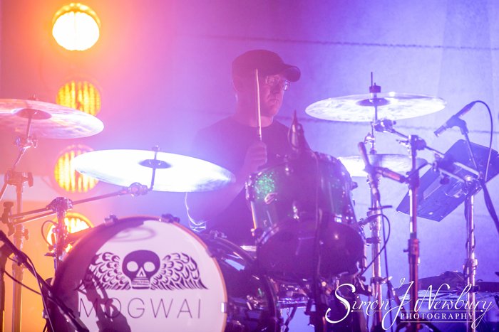 Mogwai Aberdeen Live Music Photography