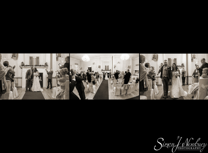 Wedding Photography Crown Hotel Nantwich Cheshire