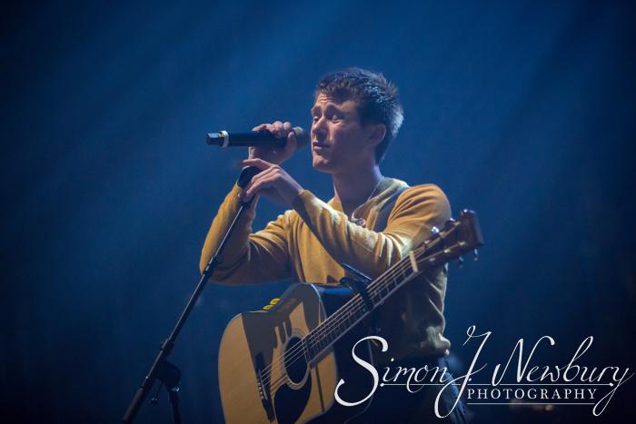 Alec Benjamin live in Manchester