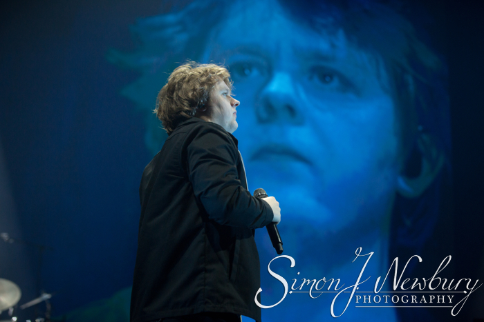 Lewis Capaldi live in Manchester
