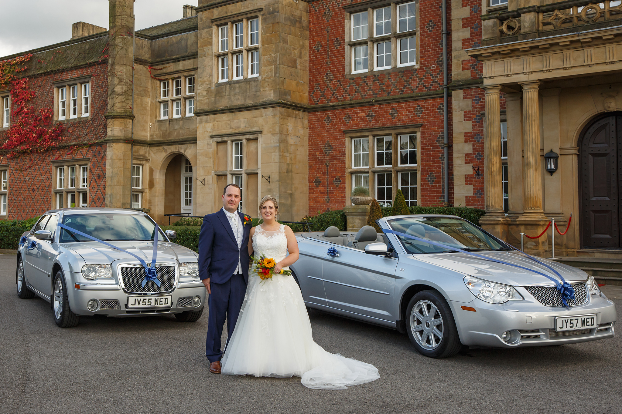 Holmes Chapel Cheshire Wedding Photography