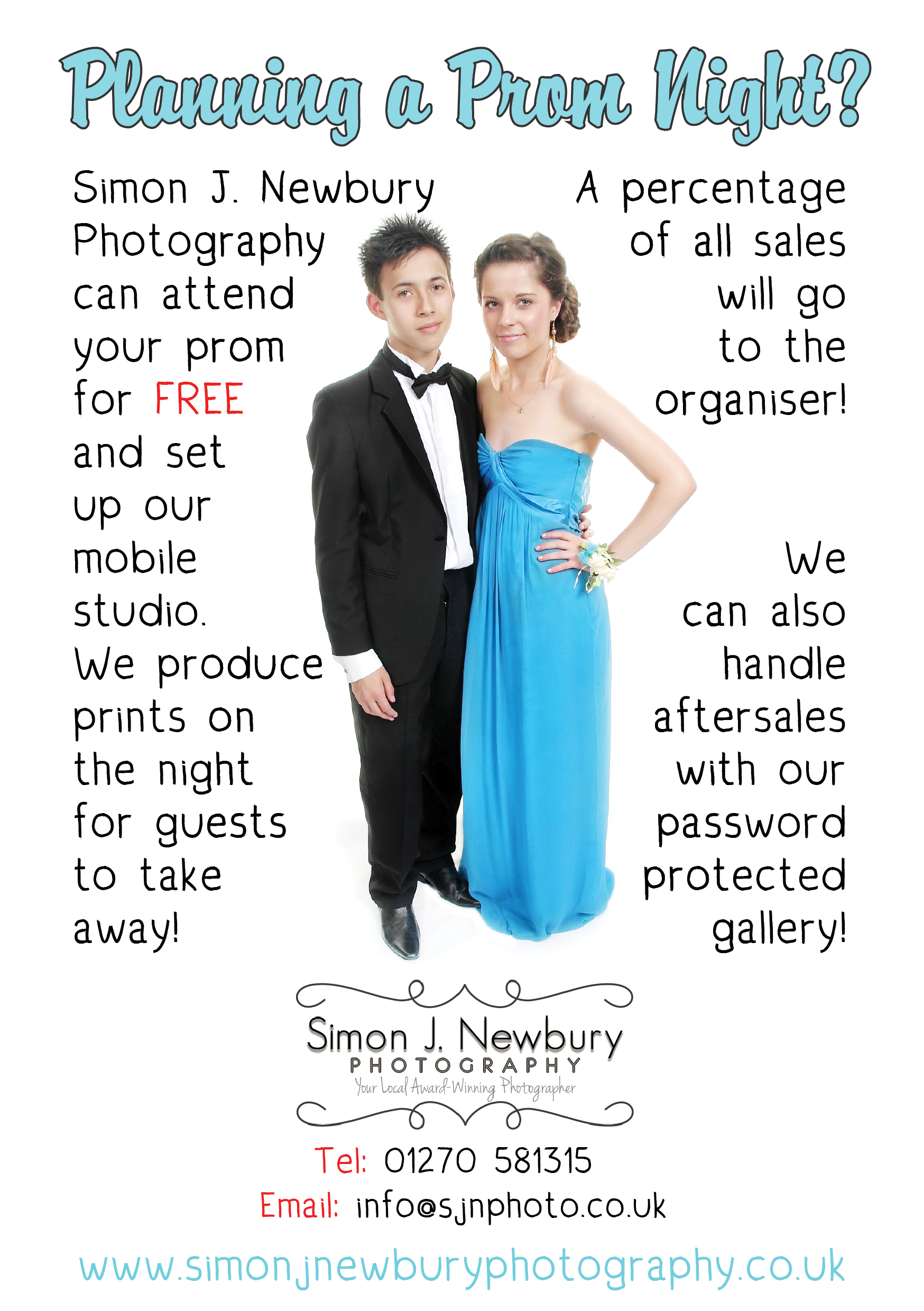 Cheshire Prom Photography
